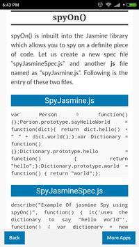 JasmineJS Tutorial screenshot 1