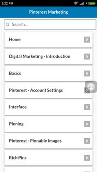 Pinterest Marketing poster