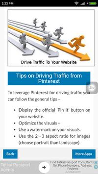 Pinterest Marketing screenshot 2
