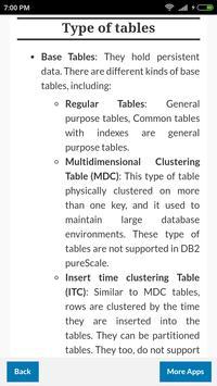 DB2 Tutorial screenshot 3