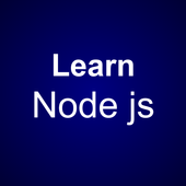 Learn Nodes js icon