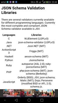 Learn JSON for Android - APK Download