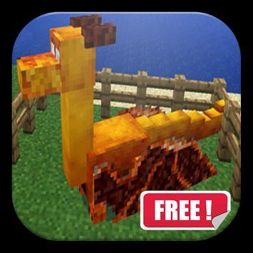 Dragon Mounts Mod For MCPE apk screenshot