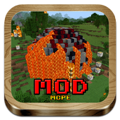 Meteors Mod For MCPE icon