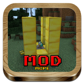Ultimate Lucky Block Mod MCPE icon