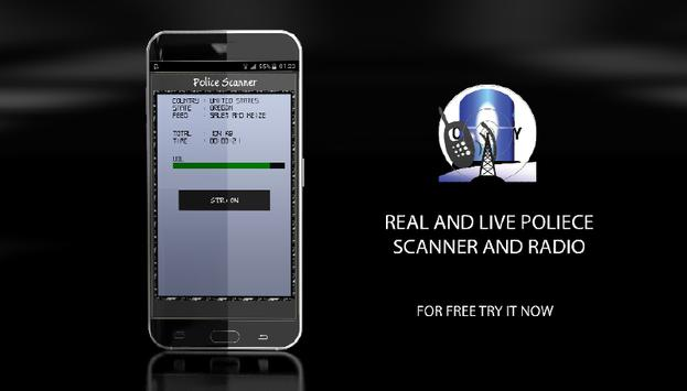 Police Scanner & Radio 2017 apk screenshot