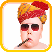 Funny Face Picture Editor icon