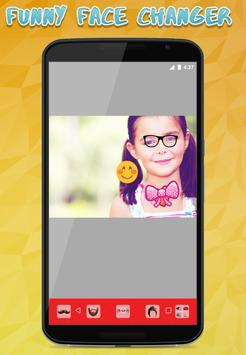 Funny Face Picture Editor apk screenshot