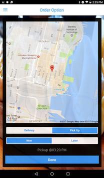 Empanadas Cafe screenshot 1