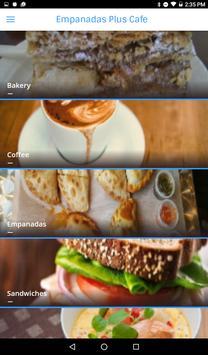 Empanadas Cafe screenshot 2