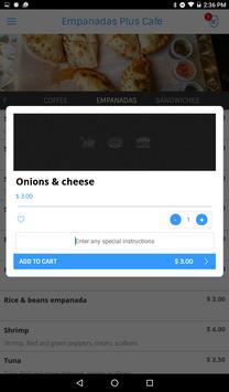 Empanadas Cafe screenshot 4