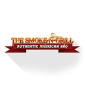 Smoke n grill icon