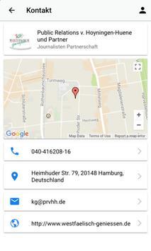Westfälisch Genießen screenshot 1