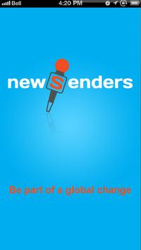 Newsenders poster