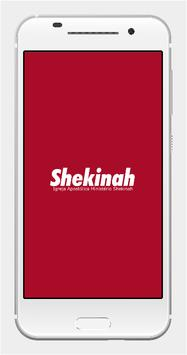 IAM Shekinah poster