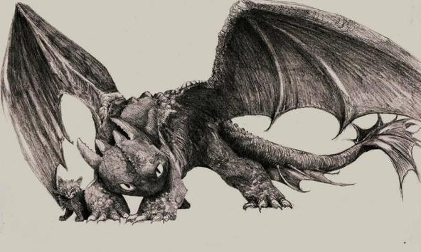 Draw Toothless Dragon Easy For Android Apk Download