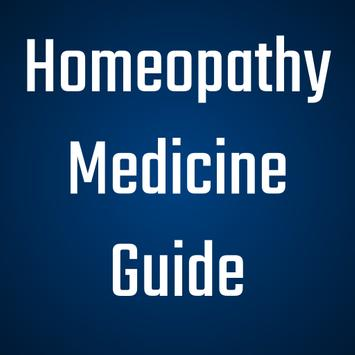 Homeopathy Medicine Guide poster