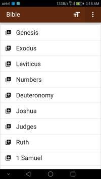 The Holy Bible screenshot 1