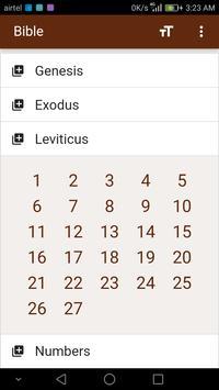 The Holy Bible screenshot 2