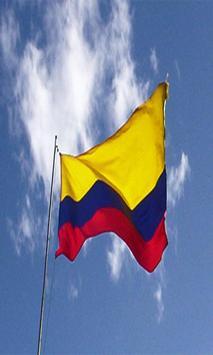 Colombia Flag apk screenshot