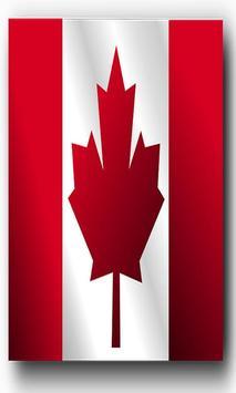 Canada Flag apk screenshot