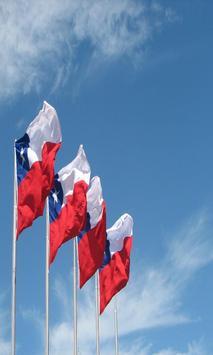 Chile Flag apk screenshot