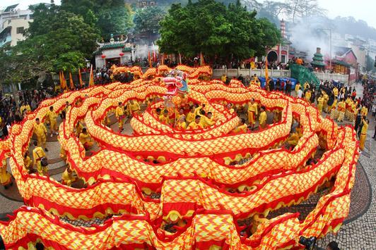 Chinese New Year 2015 screenshot 8