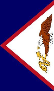 American Samoa Flag screenshot 10