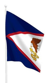American Samoa Flag screenshot 2