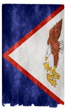 American Samoa Flag screenshot 4