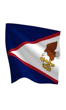 American Samoa Flag screenshot 6