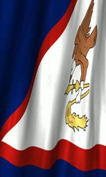 American Samoa Flag screenshot 8