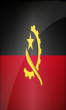 Angola Flag apk screenshot