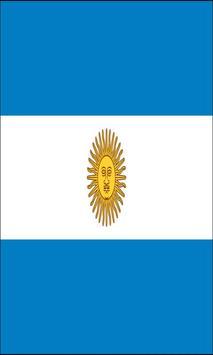 Argentina Flag apk screenshot