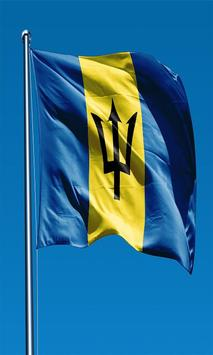 Barbados Flag apk screenshot