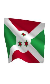 Burundi Flag screenshot 3