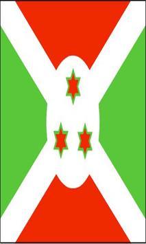 Burundi Flag screenshot 11