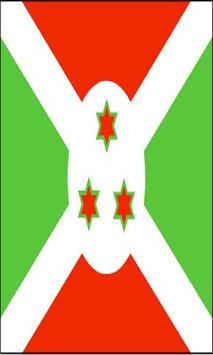Burundi Flag screenshot 1