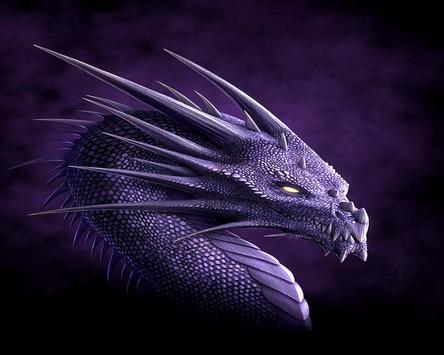 Dragon Wallpaper poster