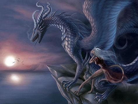 Dragon Wallpaper screenshot 1