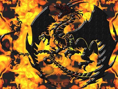 Dragon Wallpaper screenshot 2