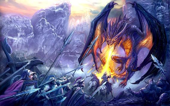 Dragon Wallpaper screenshot 8
