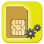 SIM Card Info icon