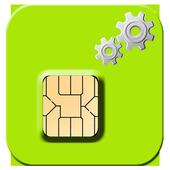 SIM Card Manage icon