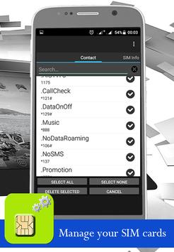 SIM Card Manage screenshot 2
