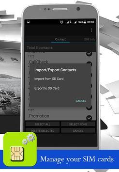 SIM Card Manage screenshot 4