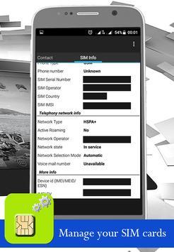 SIM Card Manage screenshot 5