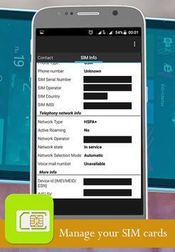 SIM Card Tool screenshot 5