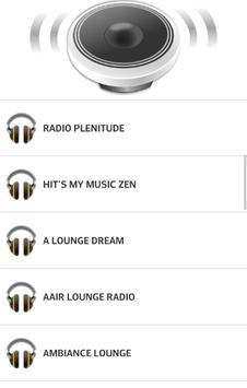 Lounge Radio poster