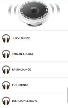 Lounge Radio screenshot 1